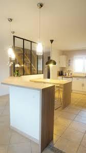 d馗oration int駻ieure cuisine décoration et relooking d une cuisine avec verrière intérieure par