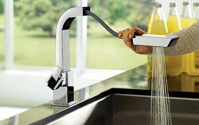 Contemporary Kitchen Faucets Contemporary Kitchen Faucets Light Grey Acrylic Counetr Top Steel