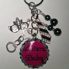 laters baby keychain we aim to key chains fifty shades of grey