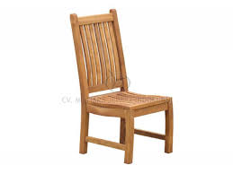 High Back Patio Chairs by Teak Fixed Chairs Manufacturer Teak Garden Outdoor Patio Furniture