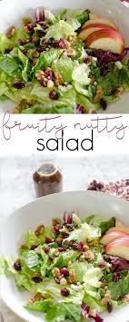 fruity nutty salad salads salad starters and