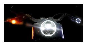 led light strip turn signal custom dynamics led turn signal light strips for harley revzilla