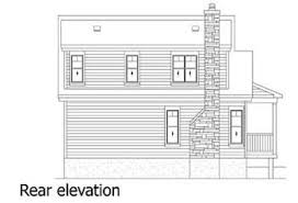 vacation cottage plans vacation cottage 80562pm architectural designs house plans