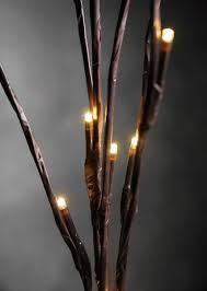 battery operated lighted branches branches 39 warm white 39in battery operated