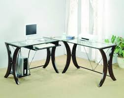 Desks Home Office by Glass Office Desks Home Design