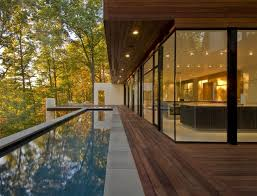 interior design outside look of floor to ceiling application for
