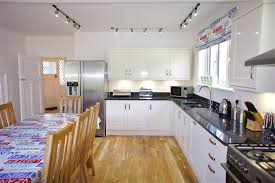 Kitchen D Self Catering Cottage Gallery Deep Blue Shore Looe Cornwall