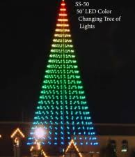 vibrant ideas color changing led tree commercial trees