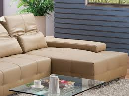 light brown leather sofa a sectional sofa in light brown leather by pantek