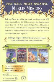 Magic Treehouse - soccer on sunday magic tree house merlin missions 24 064542