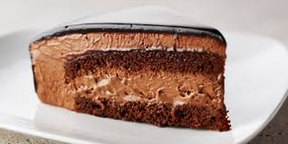 rich chocolate mousse cake recipes food network canada