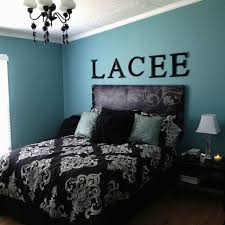 Best  Turquoise Bedrooms Ideas On Pinterest Turquoise Bedroom - Blue and black bedroom ideas