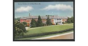 Academy For The Blind Macon Ga Georgia Academy For The Blind Macon Ga Postcard 1930s At Amazon U0027s