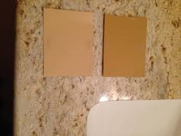 need help choosing paint color for bathroom cabinets