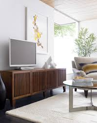 media console with glass doors furniture tv media consoles credenza tv console crate and
