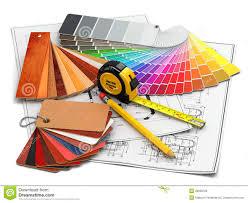 brilliant interior design blueprints architectural materials tools delighful interior design blueprints architectural materials tools and blueprints stock photography image interior design blueprints