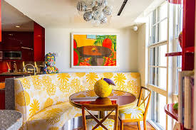 Tropical Dining Room Furniture 10 Vibrant Tropical Dining Rooms With Colorful Zest