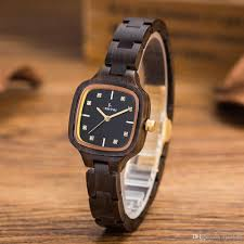 wood watch women top brand luxury lightweight wooden women wrist