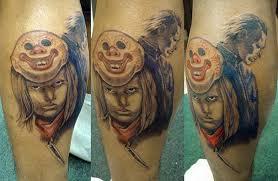 michael myers tattoo flickr sharing 5553689 top tattoos ideas