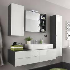 badezimmer hängeschrank mit spiegel badmöbelsets ebay