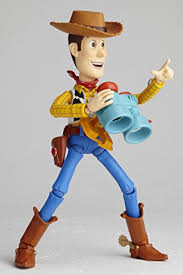 Revoltech Woody Meme - kaiyodo special effects revoltech toy story woody non scale abs