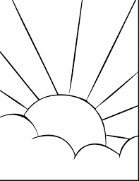 awesome sun with sunglasses coloring page with sun coloring pages