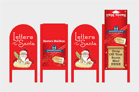 letters to santa mailbox letters to santa casey cooke design