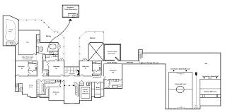 home floor plans with secret passages home plan