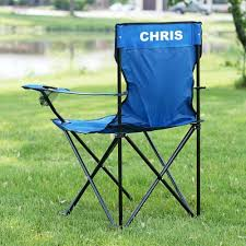 personalized folding lawn chair monogram online