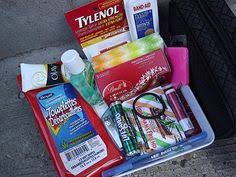 care package for someone sick get well kit for on their own flu sick and