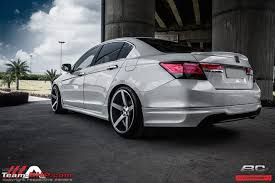 honda accord modified pics tastefully modified cars in india page 103 team bhp