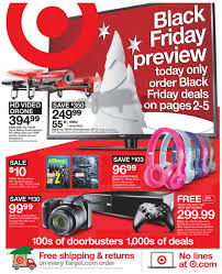 target xbox one ps4 black friday deals