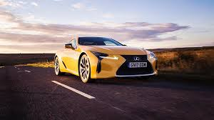 lexus sports car uk 2018 lexus lc500 first drive guilty pleasure
