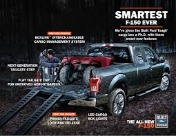 Ford F150 Truck Models - new features make 2015 u0027s model the smartest ford f 150 ever the