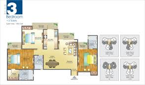 3 floor plan pan realtors floor plans