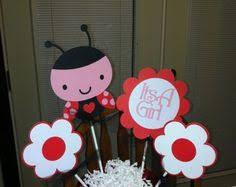 Ladybug Baby Shower Centerpieces by Lady Bug Baby Shower Invitation Ladybug Baby Shower Invitations
