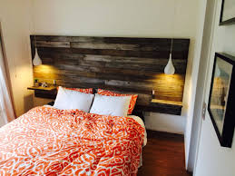 Wooden Headboards For Double Beds by Furniture Stupendous Homemade Headboards For Double Beds Modern