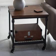 end tables u0026 side tables with charging station hayneedle