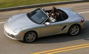 2008 porsche boxster s review 2007 porsche boxster s take road test reviews car and