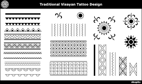 traditional visayan design by akopito deviantart com on