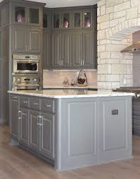 kitchen island molding grey kitchen island with integrated corners burrows cabinets