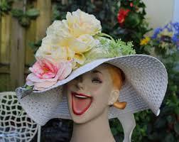 easter bonnets easter bonnet etsy