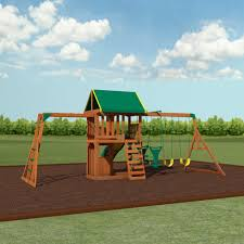 backyard discovery prairie ridge swing set home outdoor decoration