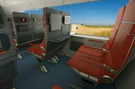 argodesign conceptualizes the interior of elon musk u0027s hyperloop