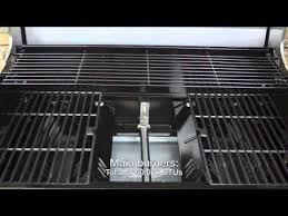 Backyard Grill 3 Burner Backyard Grill Stainless Steel 5 Burner Gas Grill By13 101 001