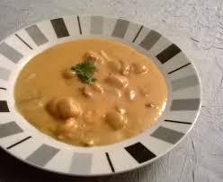 cuisiner les coquilles st jacques surgel馥s blanquette de coquilles jacques recette de blanquette de