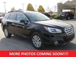 used subaru outback 2010 2016 used subaru outback 2 5i premium awd heated seats rear camera