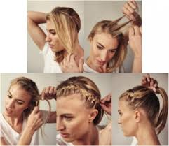 headbands that stay in place keep race day hair in place with a headband braid women s running