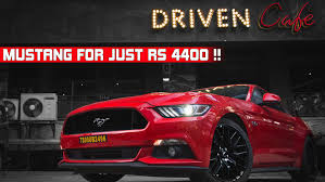 maserati hyderabad rent a mustang for just rs 4400 in bengaluru hyderabad drivetribe