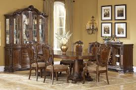 dining room furniture michigan buy old world dining set by art from www mmfurniture com